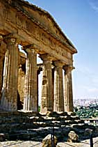 Greek temple at Agrigento